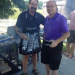 The grill masters!
