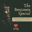 The Benjamin Special | Genesis 43:26-34 Devotion
